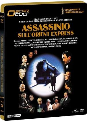 Assassinio sull'Orient Express (1974) (Oscar Cult, Blu-ray + DVD)