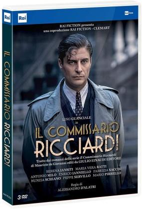 Il Commissario Ricciardi (3 DVD)