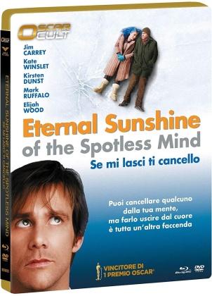 Eternal Sunshine of the Spotless Mind - Se mi lasci ti cancello (2004) (Oscar Cult, Blu-ray + DVD)