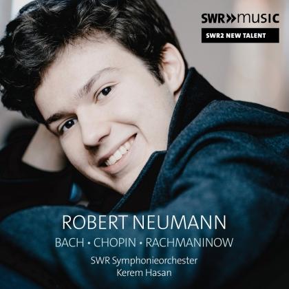 Carl Philipp Emanuel Bach (1714-1788), Sergej Rachmaninoff (1873-1943), Alexander Scriabin (1872-1915) & Robert Neumann - SWR 2 New Talent