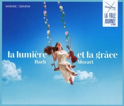 Johann Sebastian Bach (1685-1750) & Wolfgang Amadeus Mozart (1756-1791) - La Lumière Et La Grace - La Folle Journée 2021 (2 CDs)