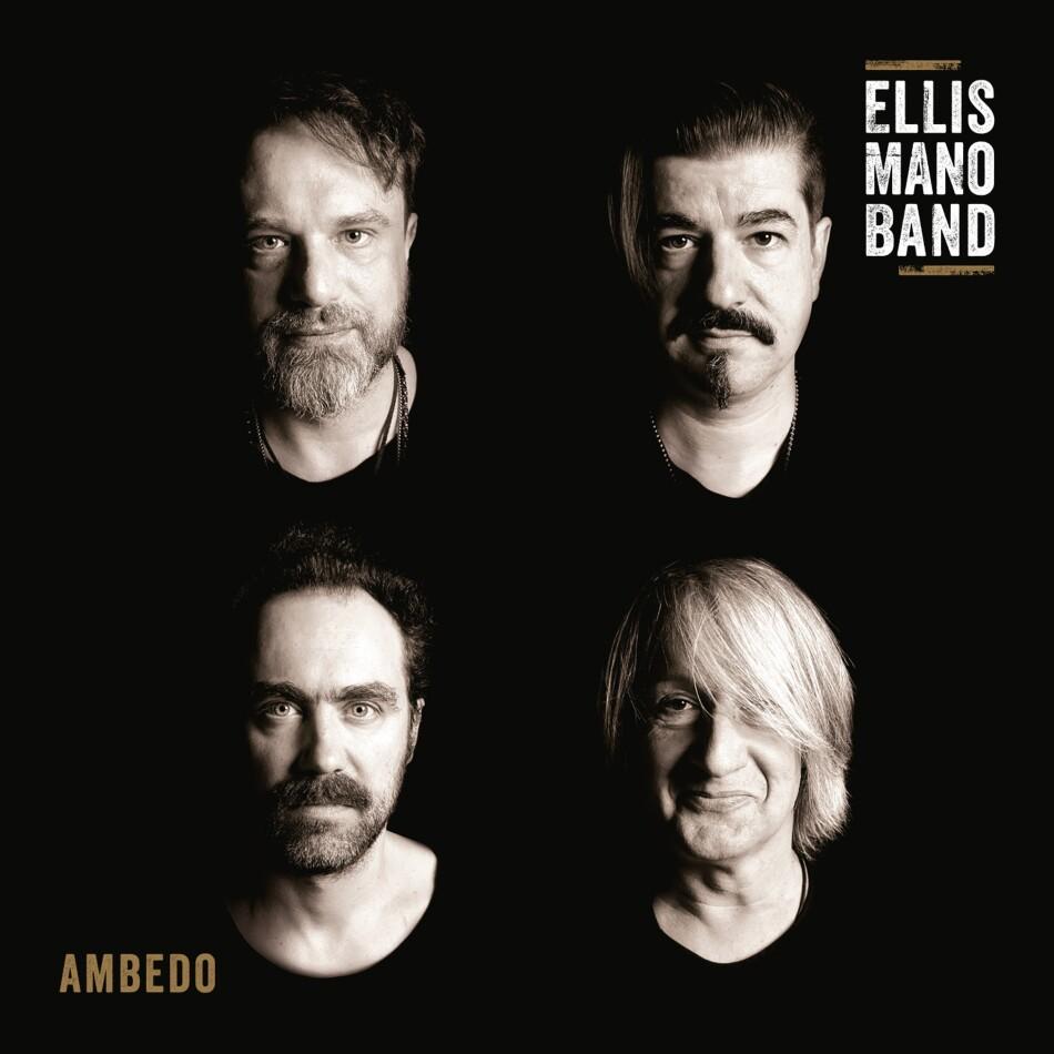 Ellis Mano Band - Ambedo (LP)