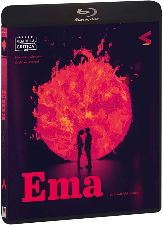 Ema (2019) (Blu-ray + DVD)