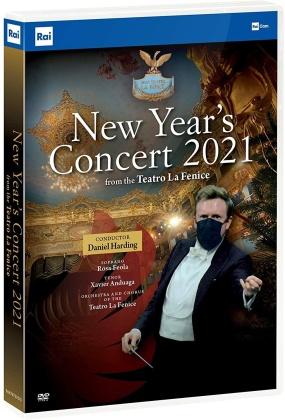 New Year's Concert 2021 - Teatro La Fenice