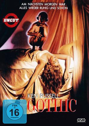 Gothic (1986) (Uncut)