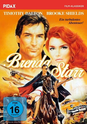 Brenda Starr (1989) (Pidax Film-Klassiker)