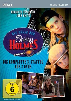 Die Fälle der Shirley Holmes - Staffel 3 (Pidax Serien-Klassiker, 2 DVDs)
