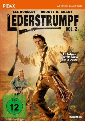Lederstrumpf - Vol. 2 (Pidax Western-Klassiker, 3 DVDs)