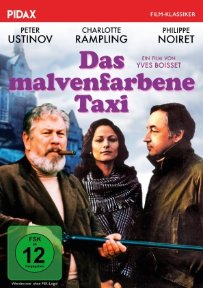 Das malvenfarbene Taxi (1977) (Pidax Film-Klassiker)