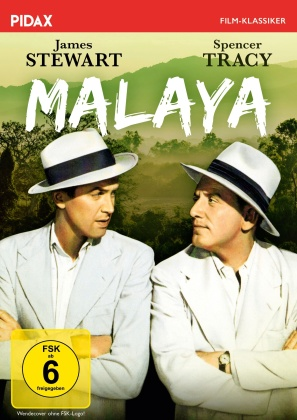 Malaya (1949) (Pidax Film-Klassiker)