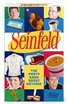 Funko Signature Games: - Seinfeld Party Game