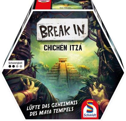 Break In - Chichén Itzá (Spiel)
