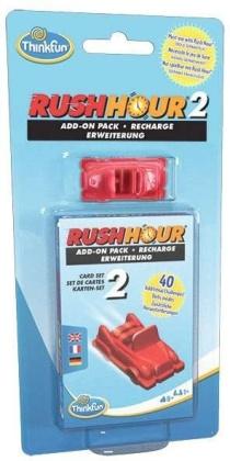 ThinkFun: Rush Hour 2 - Erweiterung für das original Rush Hour