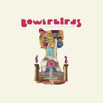 Bowerbirds - Becalmyounglovers (Limited Edition, Teal Vinyl, LP)