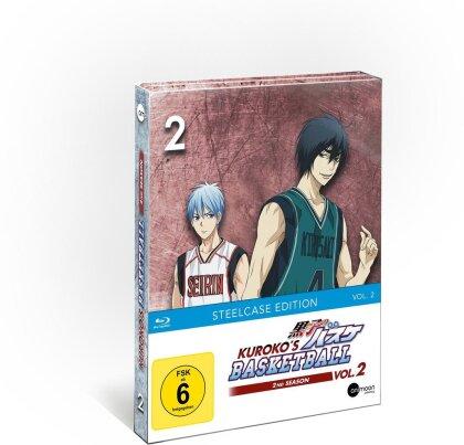 Kuroko's Basketball - Staffel 2 - Vol. 2 (Limited Steelcase Edition)