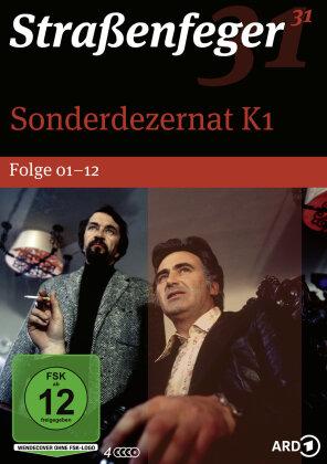 Strassenfeger Vol. 31 - Sonderdezernat K1 - Folge 1-12 (4 DVDs)