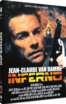Inferno (1999) (Cover A, Limited Edition, Mediabook, Uncut, Blu-ray + DVD)