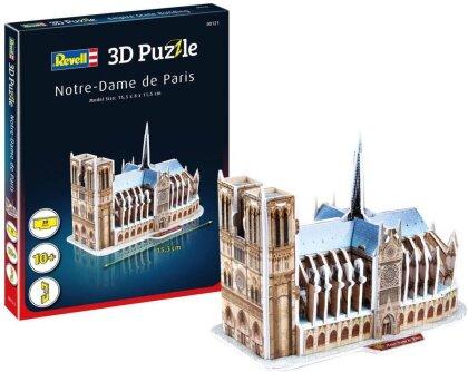 Notre-Dame de Paris - 39 Teile 3D Puzzle
