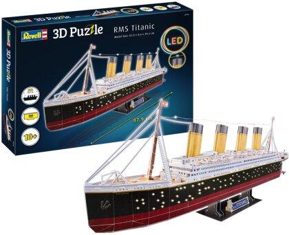 RMS Titanic - LED Edition 3D Puzzle