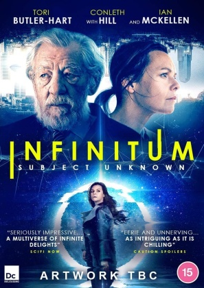 Infinitum - Subject Unknown (2021)