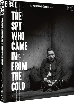 The Spy Who Came In From The Cold (1965) (Masters of Cinema)