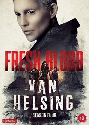 Van Helsing - Season 4 (4 DVDs)
