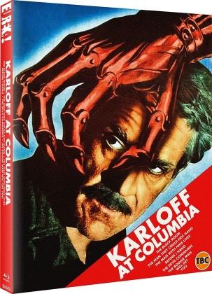 Karloff At Columbia (Eureka!, Limited, 2 Blu-rays)