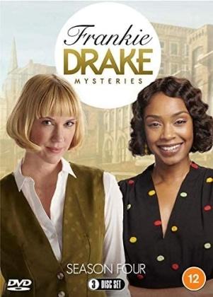 Frankie Drake Mysteries - Season 4 (3 DVDs)