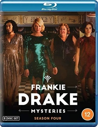 Frankie Drake Mysteries - Season 4 (3 Blu-rays)