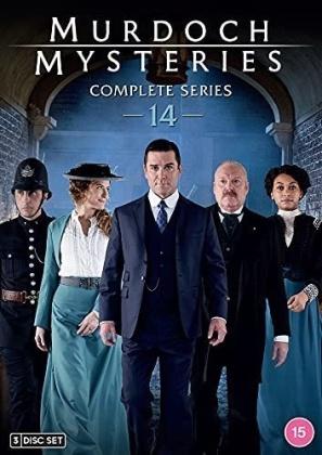 Murdoch Mysteries - Series 14 (3 DVDs)