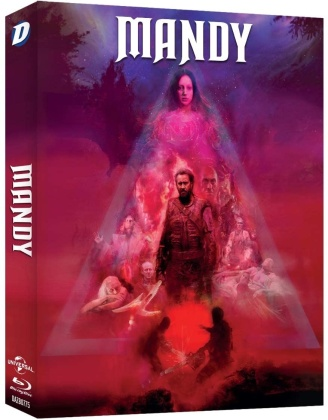 Mandy (2018) (Limited Edition)