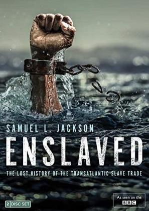 Enslaved (With Samuel L. Jackson) (BBC, 2 DVDs)