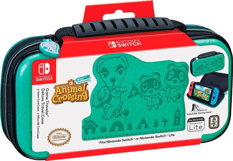 Switch Tasche Animal Crossing offiziell lizenziert