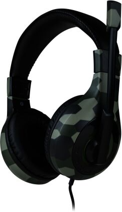 Stereo Gaming Headset V1 - camo green [multi compatible] (PlayStation 5 + Xbox Series X)