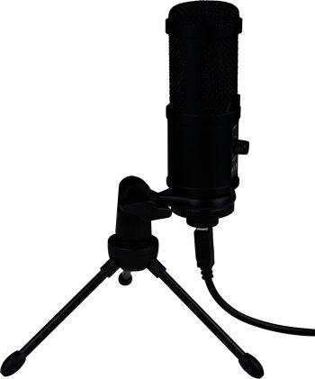Streaming Microphone - [PS5/XSX/XONE] (PlayStation 5 + Xbox Series X)
