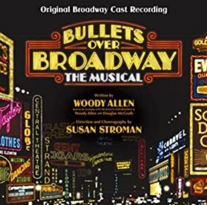 Bullets Over Broadway - OCR (Japan Edition)
