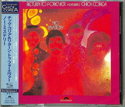 Return To Forever & Chick Corea - No Mystery (Japan Edition)