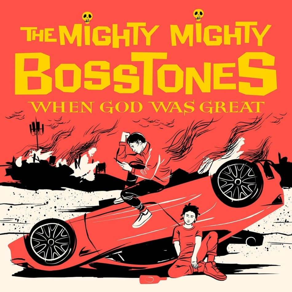 Mighty Mighty Bosstones - When God Was Great