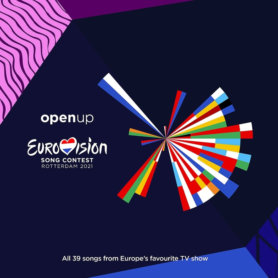 Eurovision Song Contest 2021 (2 CDs)
