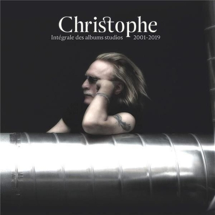 Christophe - Intigrale Des Albums Studio 2001-2019 (5 CDs)