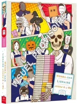 Honda-san - Libraire jusqu'à l'os - Intégrale (2 DVD)