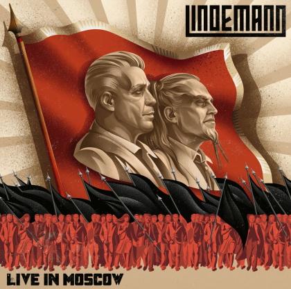 Lindemann (Till Lindemann/Peter Tägtgren) - Live In Moscow (Gatefold, 2 LPs)