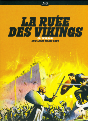 La ruée des Vikings (1961) (Schuber, Digipack, Version Intégrale)
