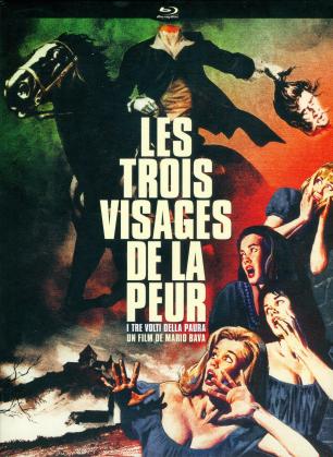 Les trois visages de la peur (1963) (Schuber, Digipack, Version Intégrale)