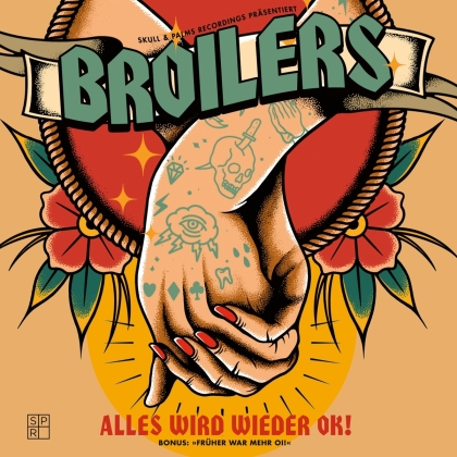 "Broilers - Alles wird wieder OK! (Limited, 7"" Single)"