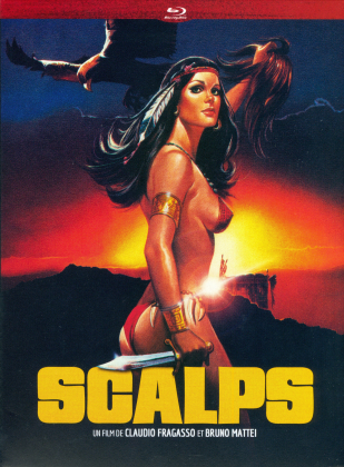 Scalps (1987) (Schuber, Digipack, Version Intégrale)