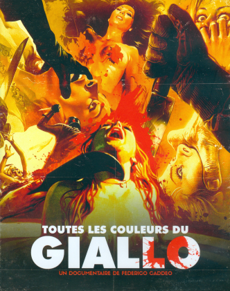 Toutes les couleurs du Giallo (2019) (Version Intégrale)