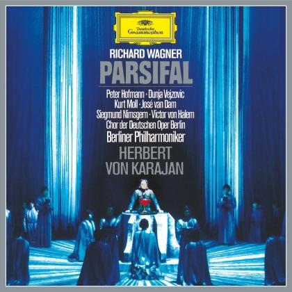 Richard Wagner (1813-1883), Herbert von Karajan & Berliner Philharmoniker - Parsifal (2021 Reissue, 4 CDs)