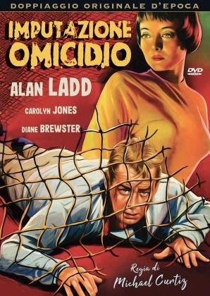 Imputazione omicidio (1959) (Doppiaggio Originale D'epoca, s/w, Neuauflage)