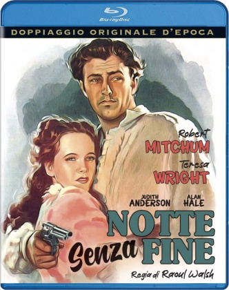 Notte senza fine (1947) (Doppiaggio Originale D'epoca, n/b)